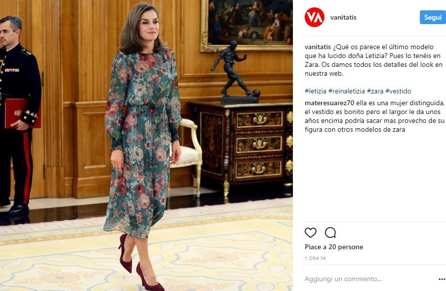 Kate Middleton-Letizia Ortiz, abito simile: sfida di look FOTO