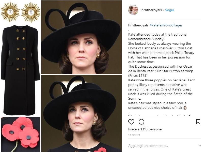 Kate Middleton: cappotto Dolce & Gabbana e... faux bob! FOTO