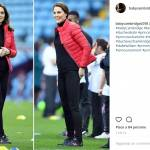 Kate Middleton casual look: si vede il pancino! FOTO