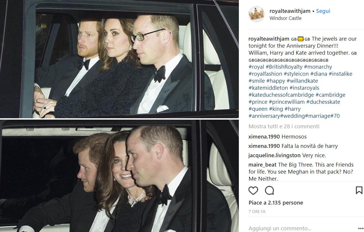 "Kate Middleton, omaggio a Diana criticato: ""Strategia"""
