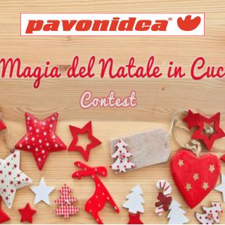 CONTEST La Magia del Natale in Cucina... con Ladyblitz e Pavoni
