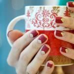 Unghie natalizie: 15 idee fashion per la nail art a Natale FOTO