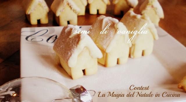 Contest: Casette innevate... gluten free (di Floriana Moroni)