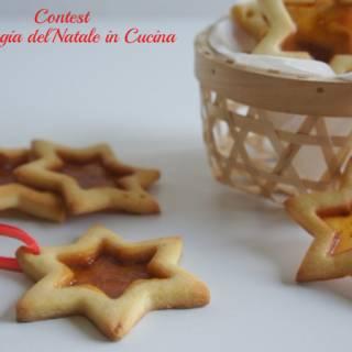 Biscotti Di Natale Effetto Vetro.Contest Biscotti Di Vetro Di Olga Morace