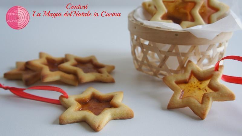 Contest: Biscotti di Vetro (di Olga Morace)