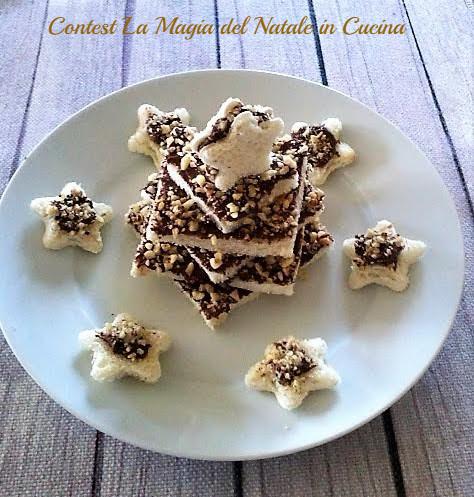 Contest: Alberello di Natale di Pancarrè, Nutella e Nocciole (di Ines Lapadula)