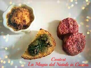Contest: Creme Brulée al Parmigiano (di Lauretta)