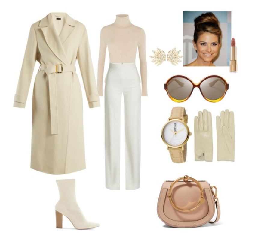 4e208f367eae Come vestirsi di bianco in inverno  idee di look FOTO