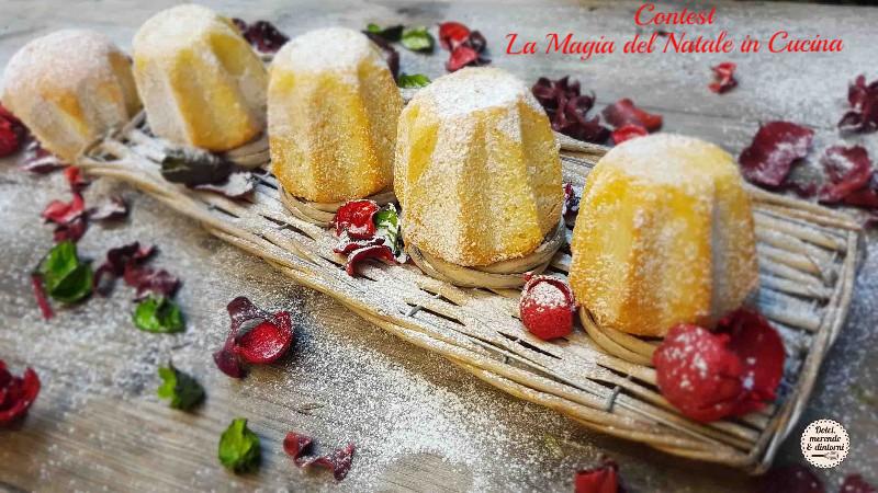 Contest: Muffins Pandorini (di Antonella Audino)