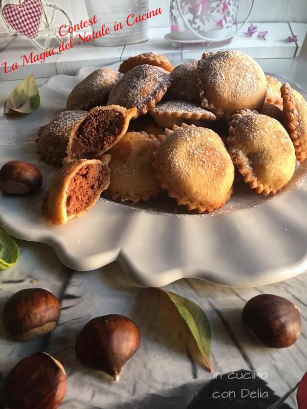 Contest: Castagnacci fritti... tipici dolci natalizi campani (di Delia Ciriello)