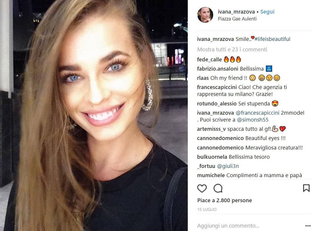 Ivana Mrazova: età, chi è il fidanzato, altezza FOTO