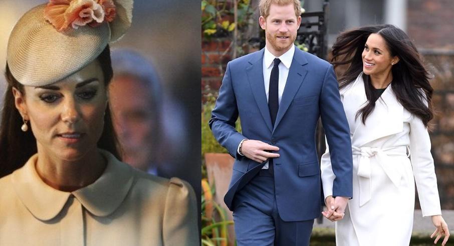 Kate Middleton furiosa con Harry: a causa del matrimonio...