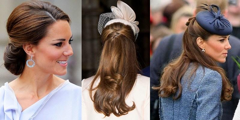 Kate Middleton capelli: FOTO acconciature più chic!