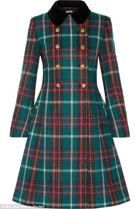 Kate Middleton news: il prezzo del suo cappotto Miu Miu