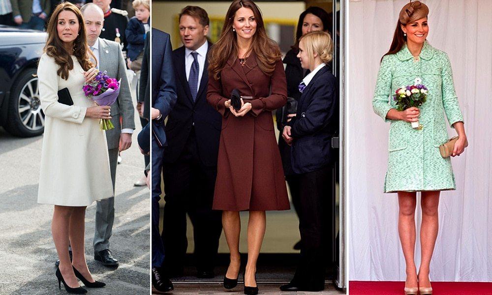 Kate Middleton, 20 look premaman chic da copiare FOTO