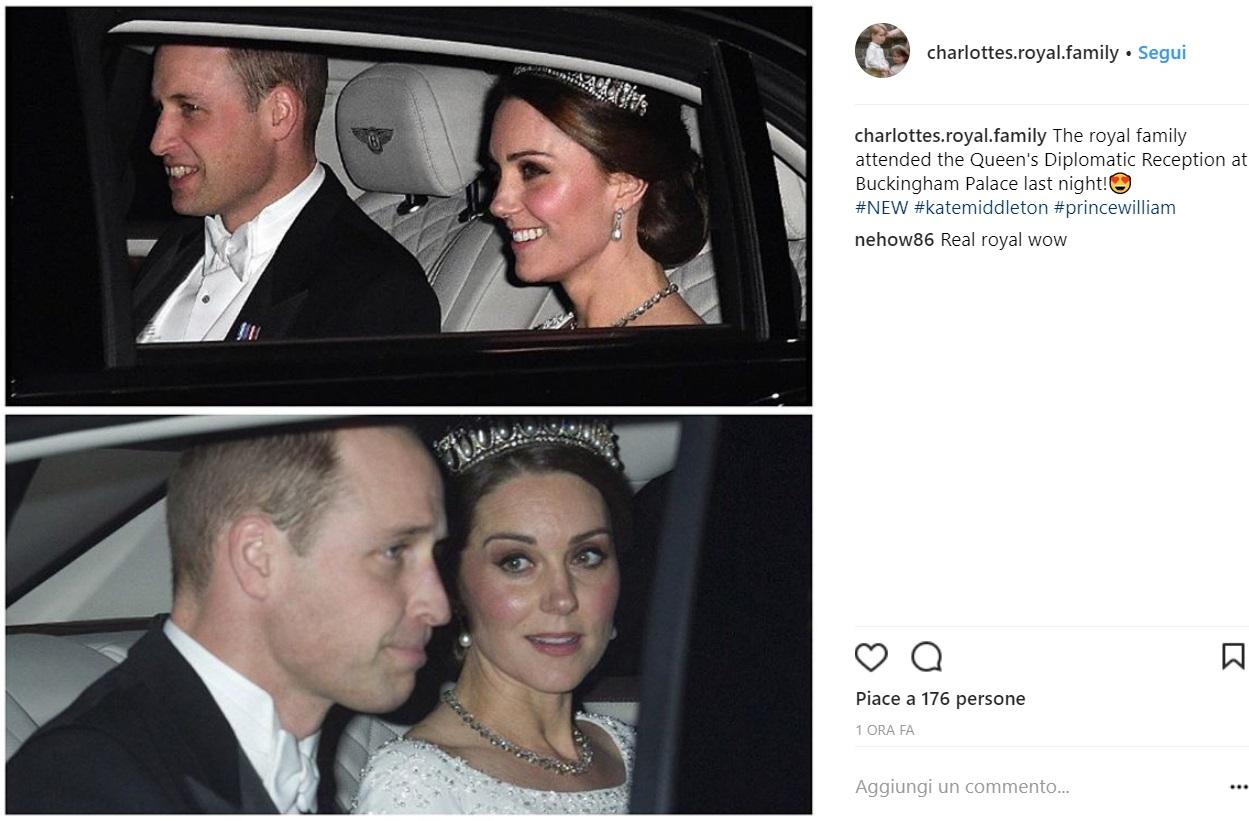 Kate Middleton, omaggio a Diana o smacco a Meghan? FOTO spiazza