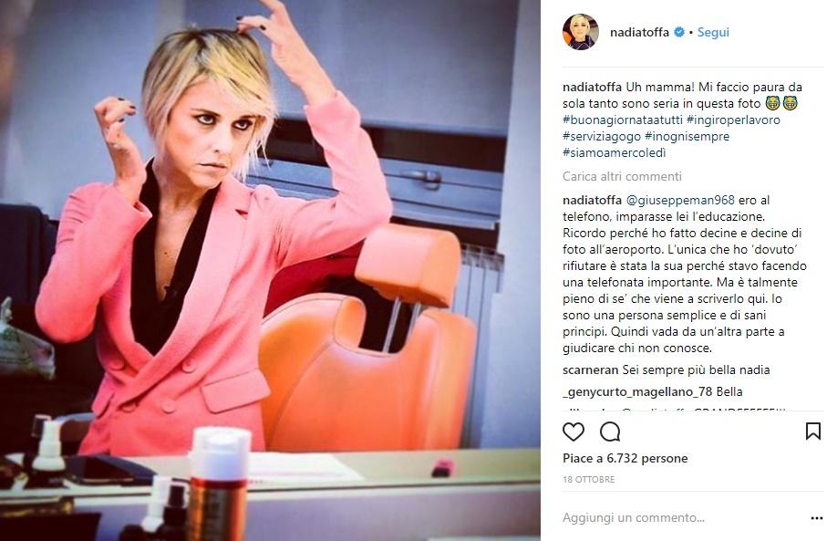 Nadia Toffa: età, chi è il fidanzato, altezza e curiosità FOTO
