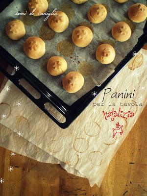 Contest: Panini per la tavola natalizia (di Floriana Moroni)