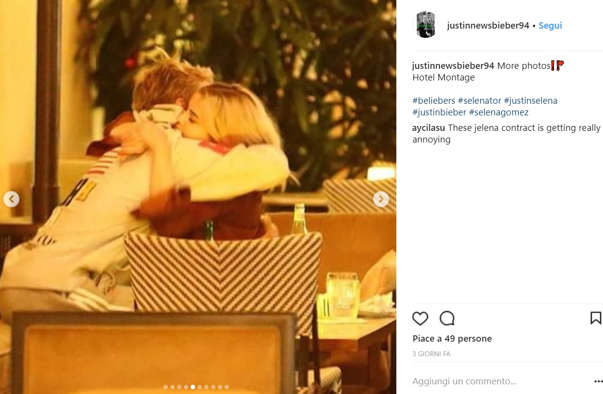 Justin Bieber: sorpresa a Selena Gomez fa impazzire i fan FOTO