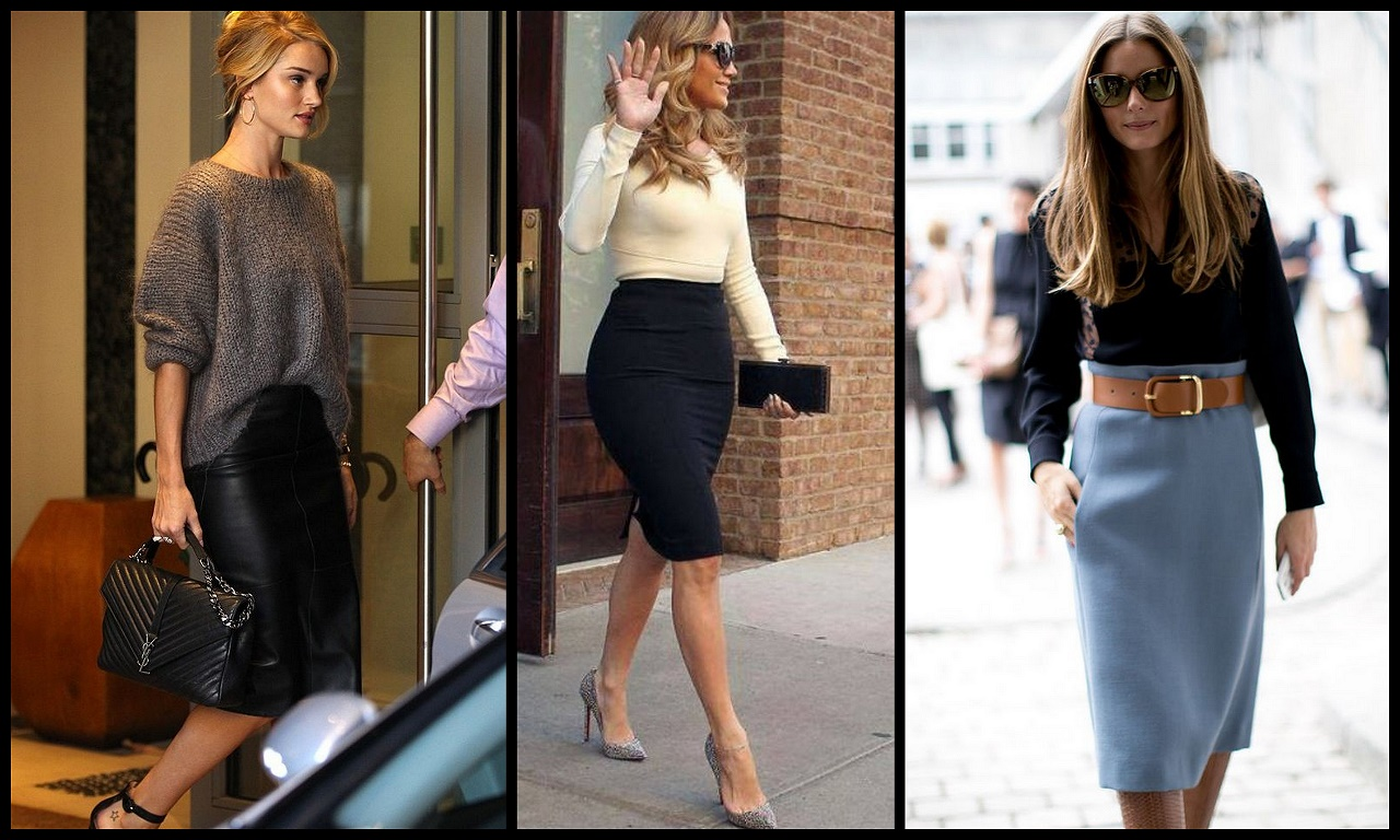 Pencil Skirt: come indossarla con stile a lavoro FOTO