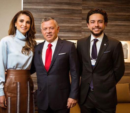 Rania di Giordania, Juliana Awada, Maxima d'Olanda a Davos