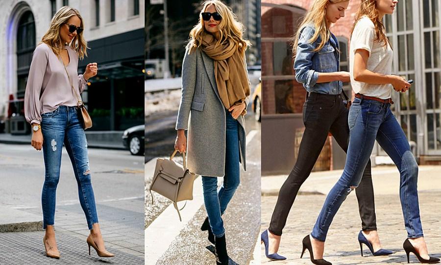 Jeans: 5 modi fashion per indossarli questa stagione! FOTO