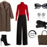 Lavoro, come vestirsi quando fa freddo: look del giorno FOTO SET