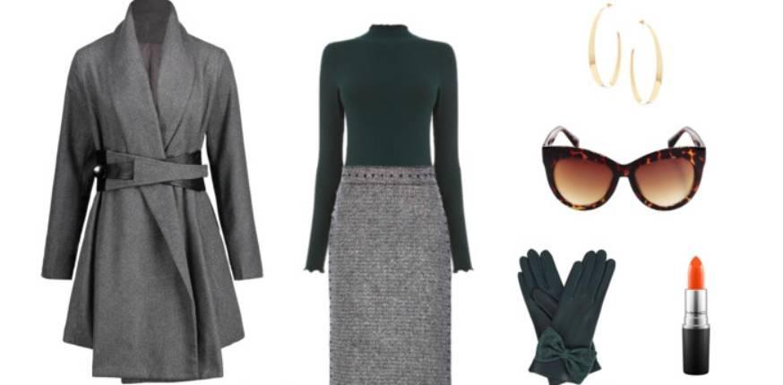 Come vestirsi per andare a lavoro quando fa freddo: look del giorno FOTO SET