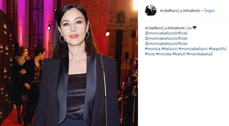Monica Bellucci cambia look: long bob per l'attrice