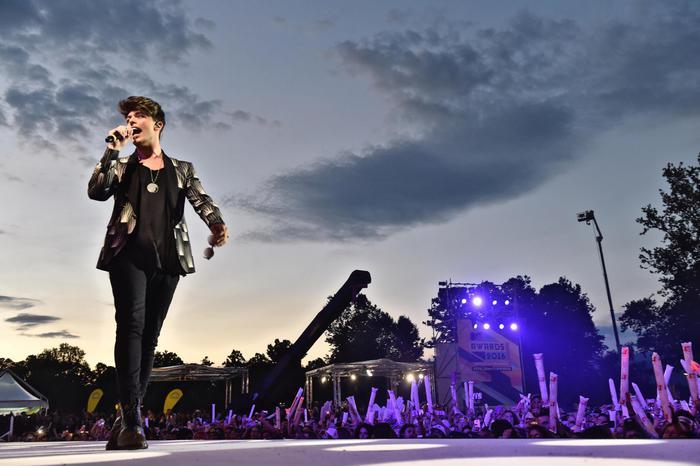 Sanremo, The Kolors al Festival con un brano in italiano