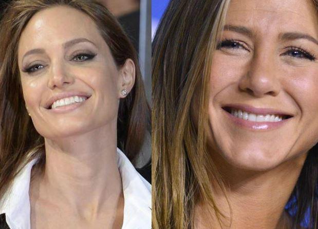 Angelina Jolie prevedeva l'addio tra Aniston e Theroux? Il rumor