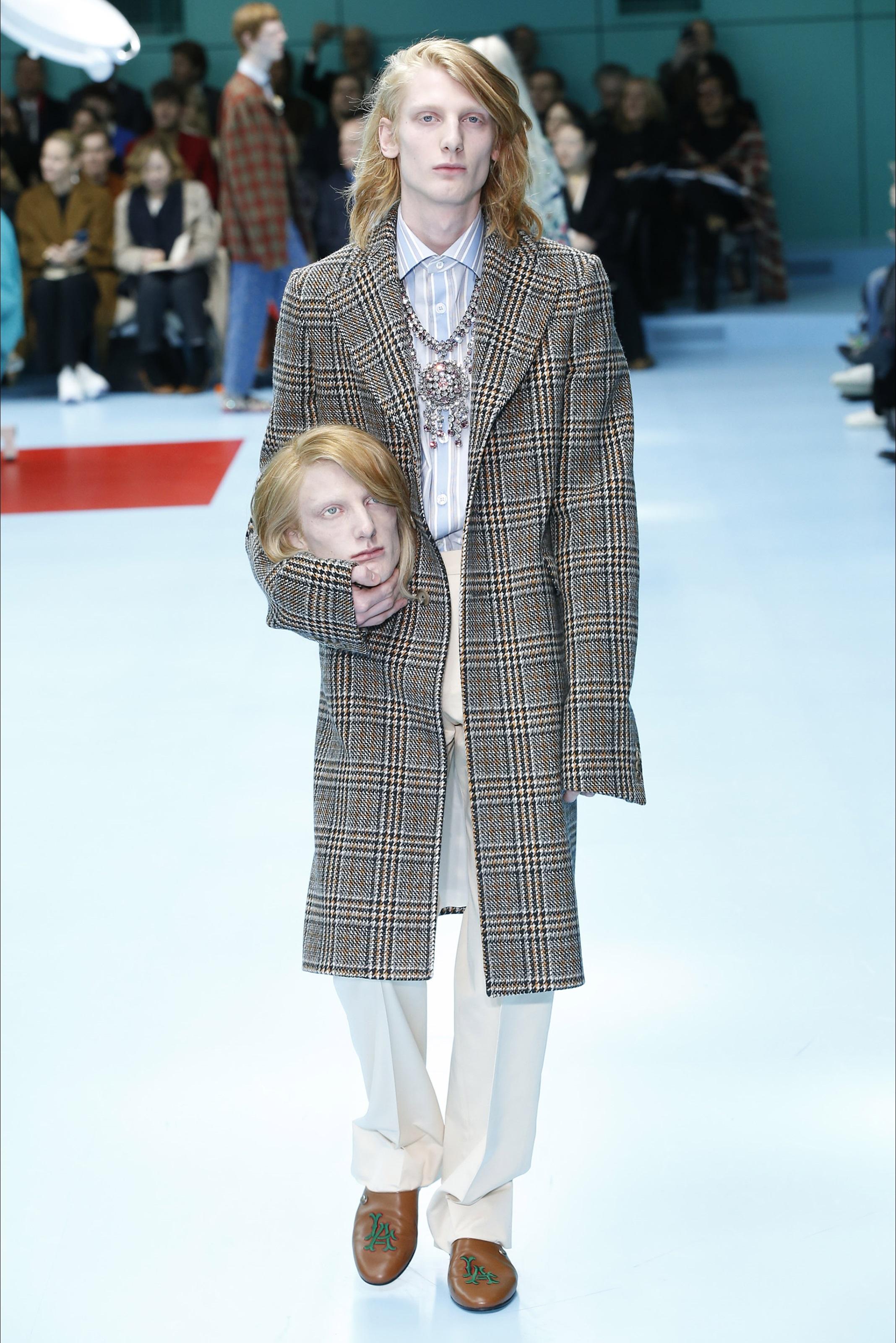 """Giorgio Armani contro le teste mozzate di Gucci: """"Siamo..."""""""