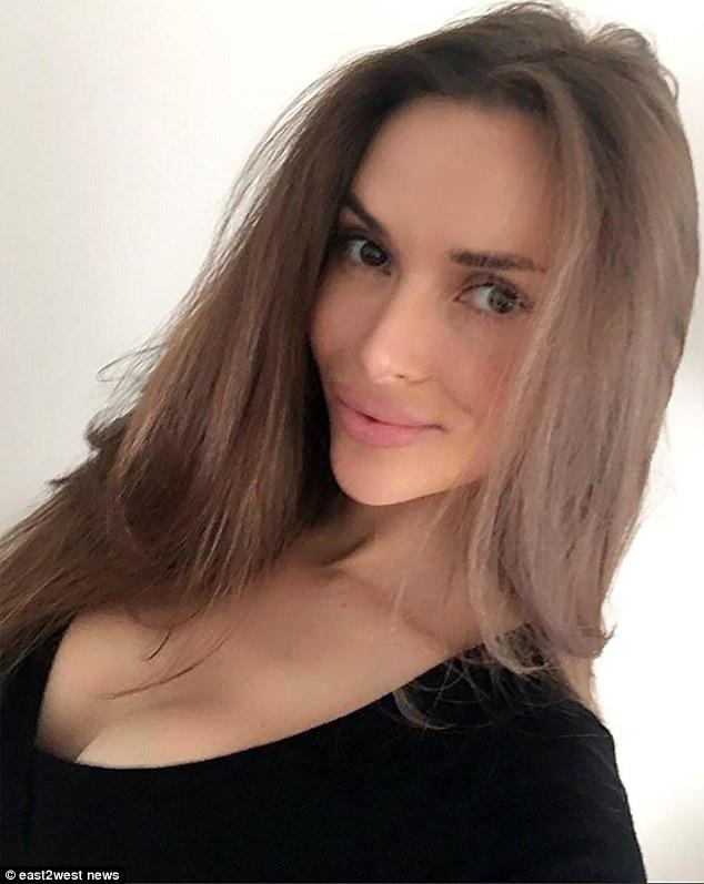 Yulia Debbagkh, blogger russa