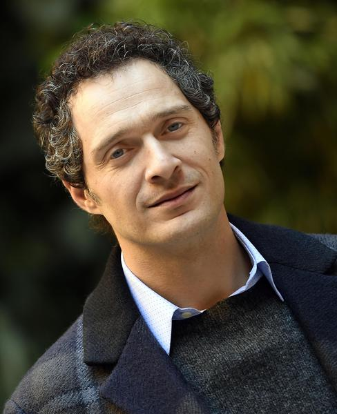 Claudio Santamaria: età, moglie Francesca, figli FOTO