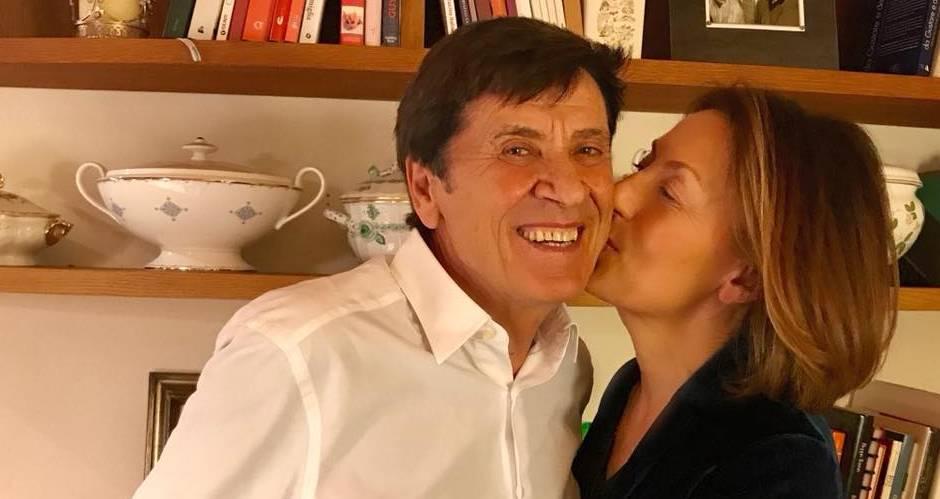 Gianni Morandi: età, moglie, figli, altezza, vita privata FOTO