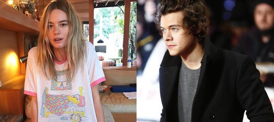 """Harry Style e Camille Rowe, matrimonio in vista? """"Lui vuole..."""""""