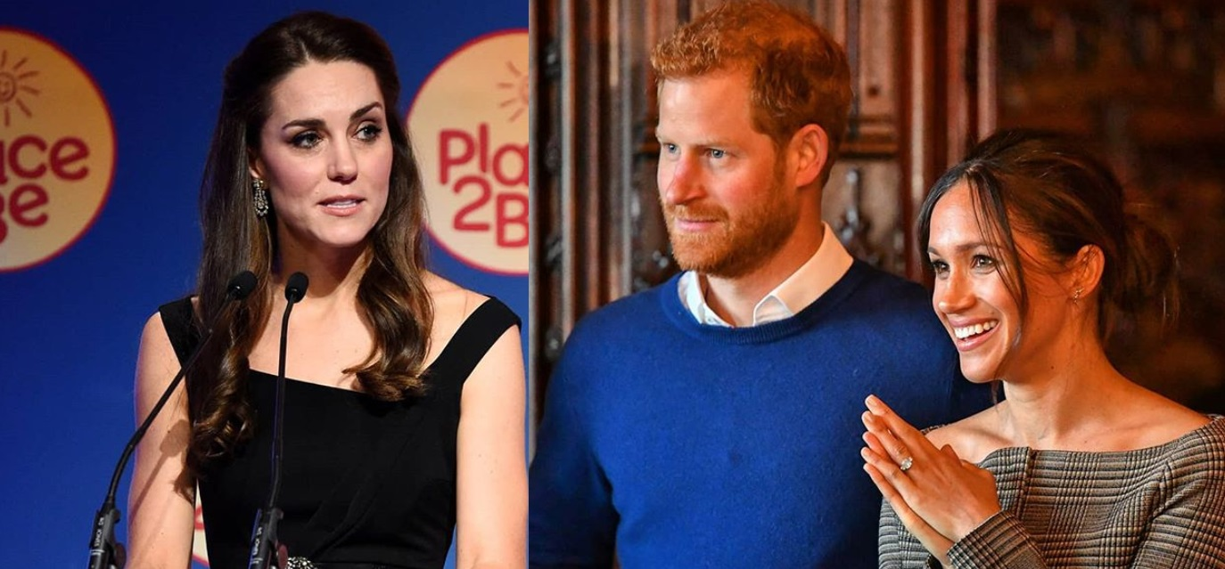 Kate Middleton e il mistero del regalo natalizio a Harry. Sarà...