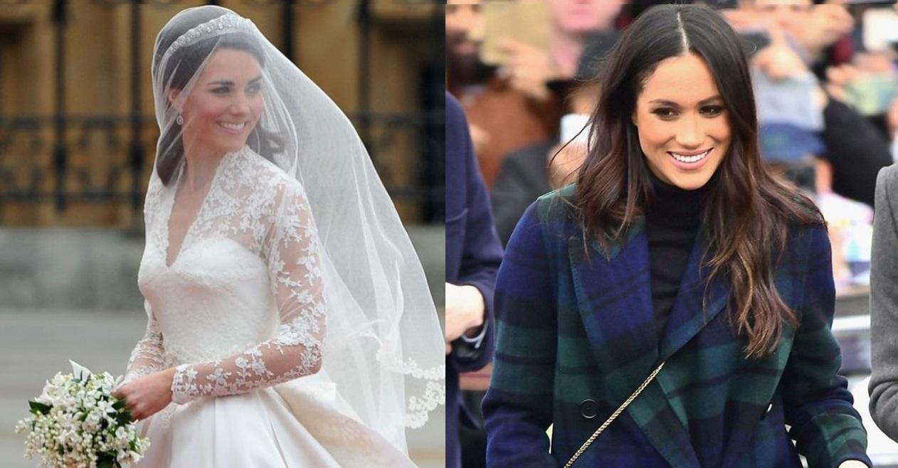 Kate Middleton, smacco di Meghan: il suo matrimonio sarà...