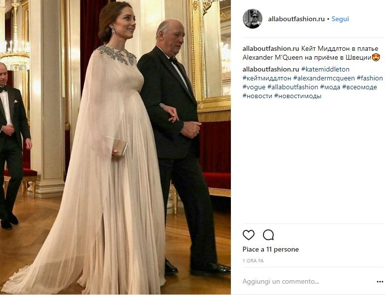 Kate Middleton in abito lungo: i look più belli FOTO