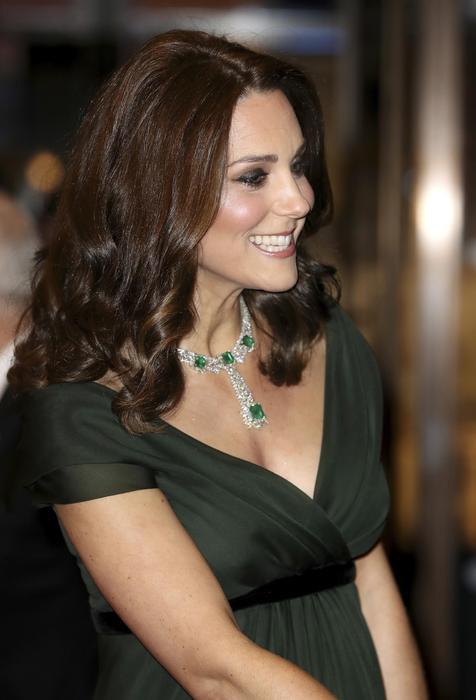 Kate Middleton ai Bafta: i look dal 2011 a oggi FOTO