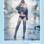 Britney Spears per Kenzo: la regina del pop torna ragazzina3