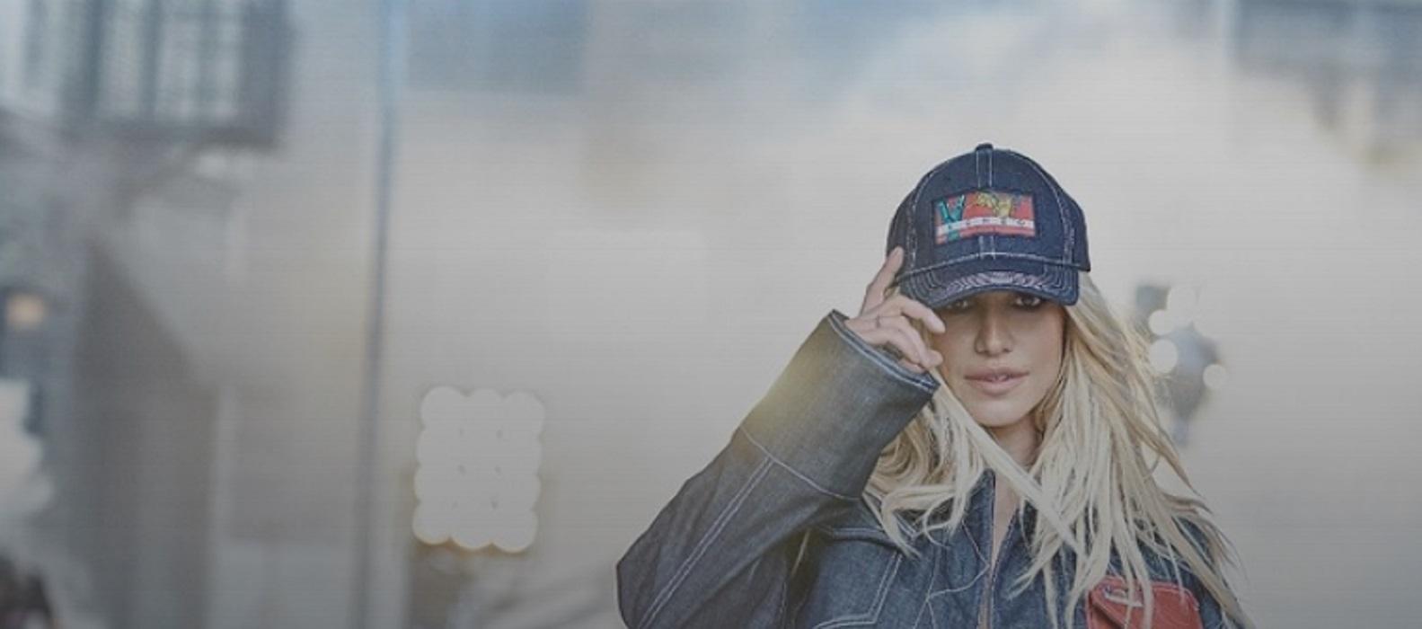 Britney Spears per Kenzo: la regina del pop torna ragazzina2