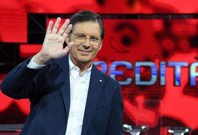 Fabrizio Frizzi è morto: il conduttore aveva 60 anni