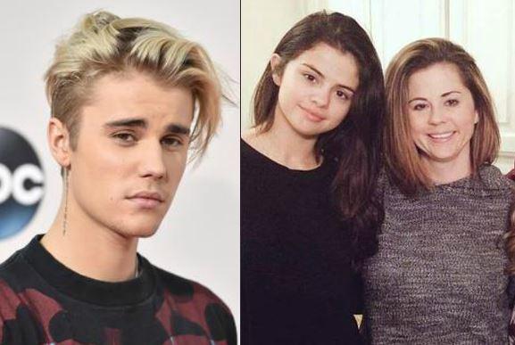 Justin Bieber, Selena Gomez e sua madre non parlano di...