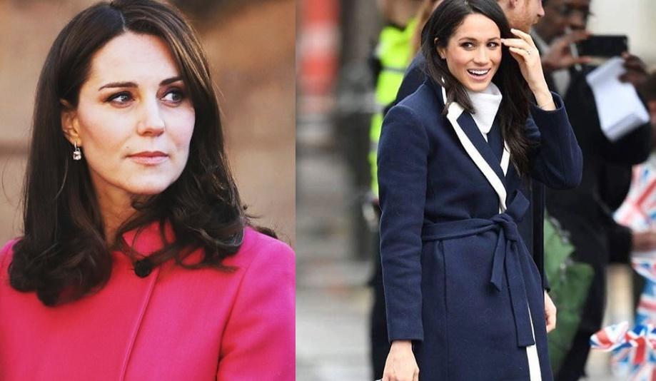 """Meghan Markle criticata: """"Più spendacciona di Kate Middleton"""""""