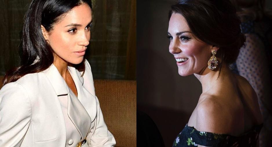 "Kate Middleton ""scalza"" Meghan Markle: studio dice che..."