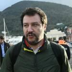 Matteo Salvini e Elisa Isoardi a Ischia per Pasqua FOTO