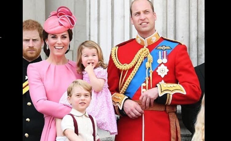 Kate Middleton, perché la figlia Charlotte indossa solo vestitini!