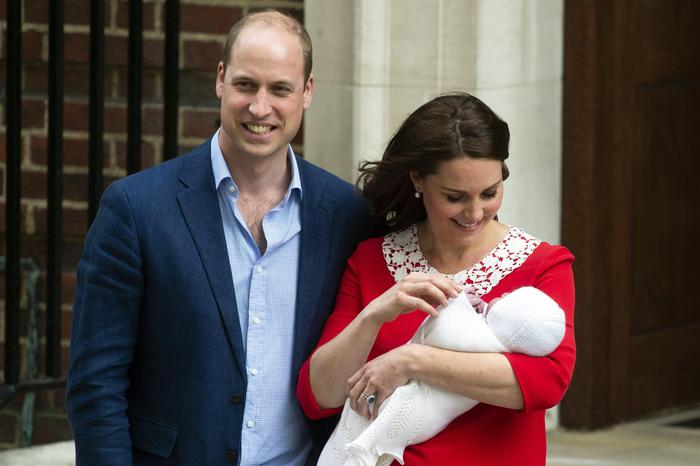 Kate Middleton: svelato il nome del terzo royal baby!