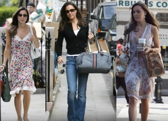 Kate Middleton, i look casual chic prima di sposare William FOTO
